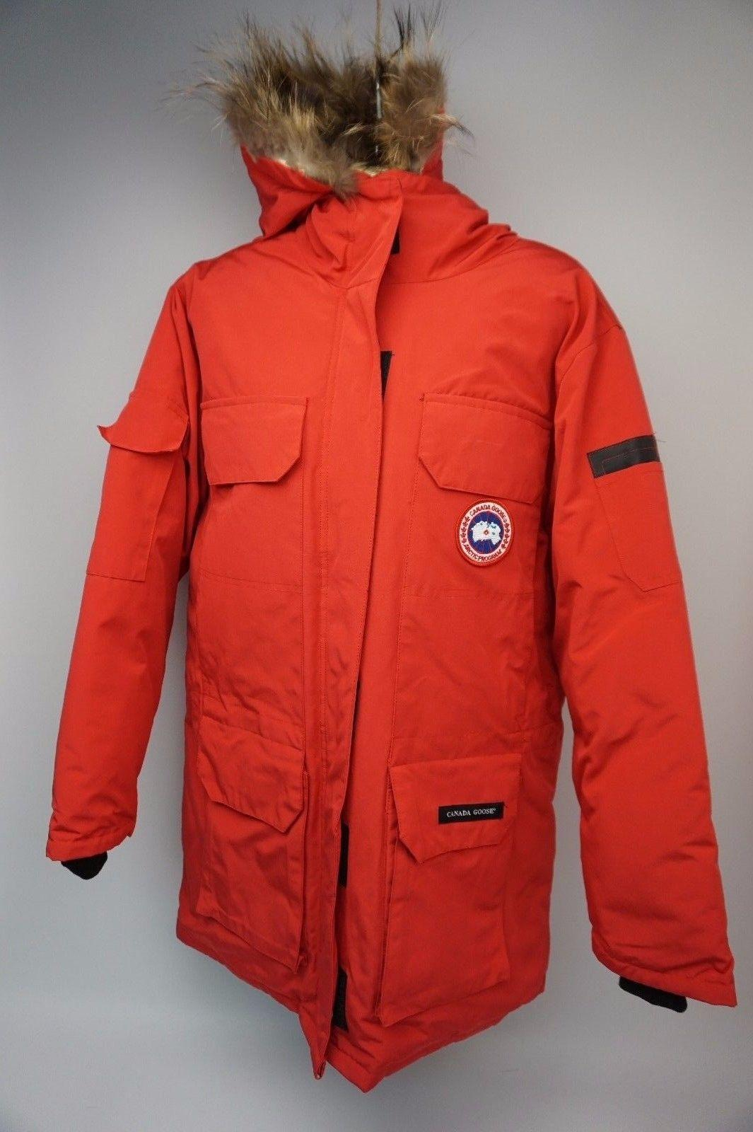 Canada Goose Red Women's Expedition Arctic Program Parka Puffy/Ski Coat Size 16 (XL, Plus 0x) - Tradesy