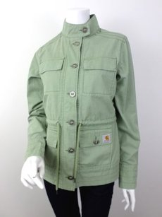 Carhartt Voyager Cotton Green Jacket