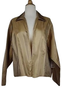 Carlisle Womens Solid Gold Jacket