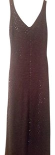 Carmen Marc Valvo Sequin Dress