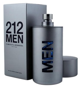 Carolina Herrera 212 MEN by CAROLINA HERRERA EDT Spray for Men ~ 3.4 oz / 100ml
