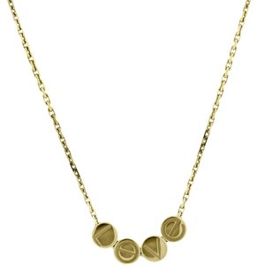Cartier Cartier 18k Yellow Gold LOVE Necklace