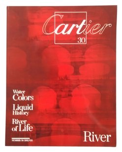 Cartier Cartier Number 30 2012 RIVER Catalog