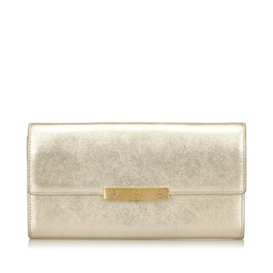 Cartier Gold,leather,long Wallets,others,6ccaco001