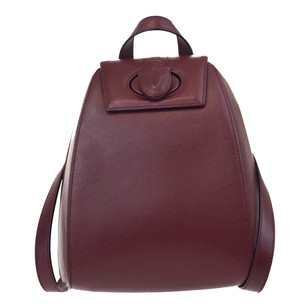 Cartier Leather Backpack