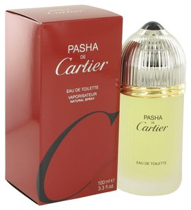 Cartier Pasha De Cartier By Cartier Eau De Toilette Spray 3.3 Oz