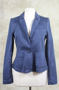 Cartonnier Womens Basic Navy Jacket
