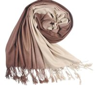 Cashmere Pashmina Group Wool Cashmere Checkered Scarf