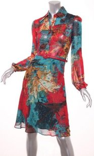 Catherine Malandrino short dress Multi-Color Womens on Tradesy