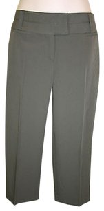 Cato Olive Contemporary Capri/Cropped Pants Green