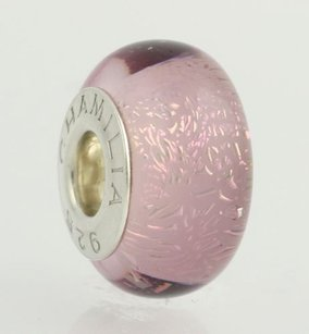 Chamilia Chamilia Bead 2115-0018 Glitter Collection Murano Glass - Sterling Silver