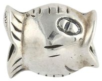 Chamilia Chamilia Bead Charm Sterling Silver Cute Fish Gb-7 Retired Cham 925 Pendant