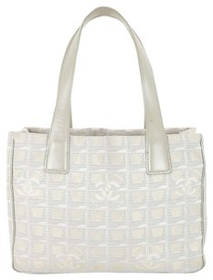 Chanel And Gold Tote in Khaki