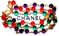 Chanel AUTHENTIC Vintage CHANEL NECKLACE / 55