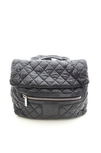 Chanel Cocoon Leather Backpack