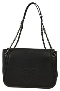 Chanel Caviar Tote Shoulder Bag