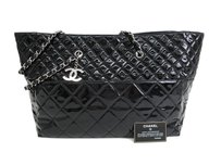 Chanel Chain Tote Shoulder Bag