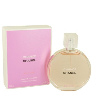 Chanel CHANCE EAU VIVE by CHANEL ~ Eau de Toilette Spray 3.4 oz