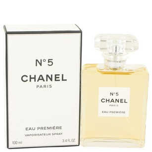 Chanel CHANEL # 5 by CHANEL Eau de Parfum Premiere Spray 3.4 oz