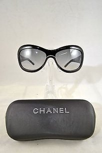 Chanel Chanel 5116-q Black Square Quilted Frames Sunglasses