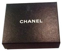 Chanel Chanel Authentic Gift Box With Black Felt Cloth