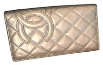 Chanel Chanel Cambon Long Bifold Wallet