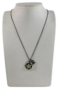 Chanel Chanel Camellia Flower Pendant Necklace