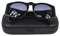 Chanel CHANEL CC QUILTED SUNGLASSES BLACK GOLD PLASTIC