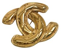 Chanel Chanel COCO Broach Metal
