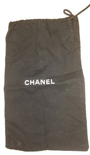 Chanel Chanel drawstring Dust Pouch