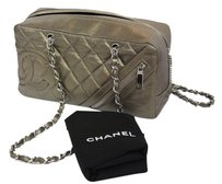 Chanel Chanel Gold Camera Bag