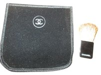 Chanel CHANEL Makeup Brush And CHANEL Velvet Pouch