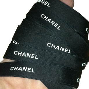 Chanel Chanel multiple Logo Ribbon