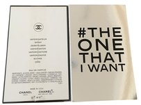 Chanel Chanel No5 Perfume The one that I want EDP 3.4 oz Limited Edition