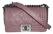 Chanel Classic Boy Mini Woc Cross Body Bag