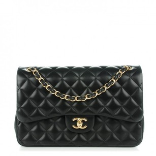 Chanel Classic Flap Double Flap Shoulder Bag