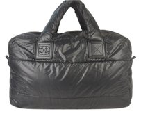 Chanel Cocoon Classic Tote in Black