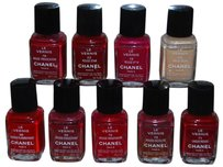 Chanel Collection of CHANEL Le Vernis Nail Polish Some Ltd Edition & Rare