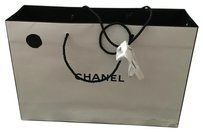 Chanel Chanel Shopping tote bag gift bag with ribbon