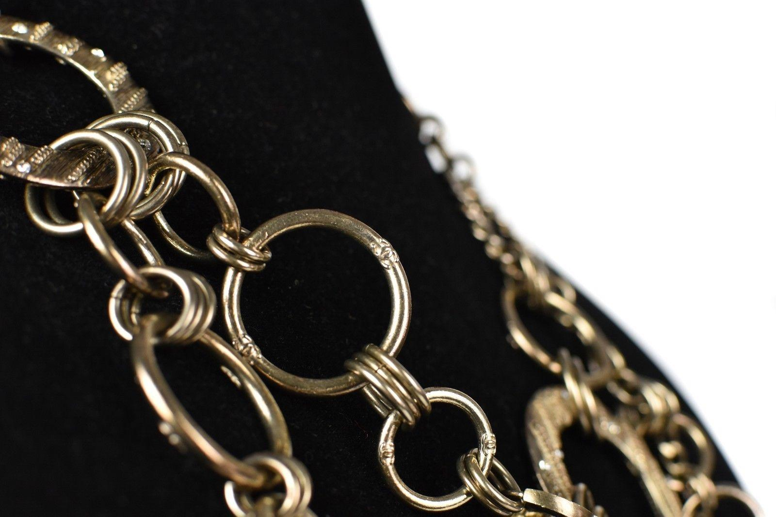 Chanel Multi Chain Necklace Belt