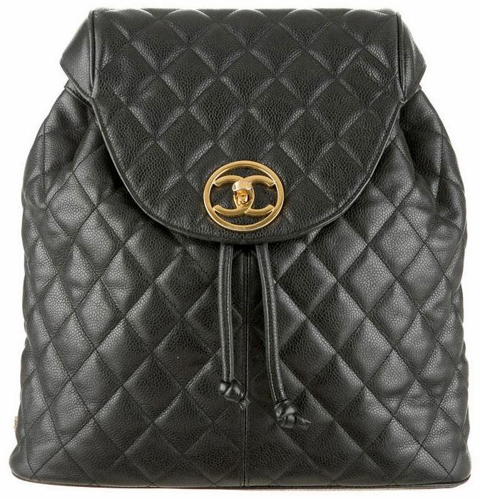 chanel quilted backpack. chanel knapsack quilted cc logo caviar leather classic flap backpack
