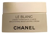 Chanel Le Blanc Brightening Moisturizing Cream