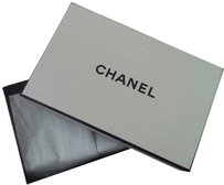 Chanel New White Chanel Medium Gift box and Pouch dustbag