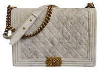 Chanel Rare Boy Cross Body Bag