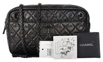 Chanel Reissue Camera Quilted Boy Shoulder Bag