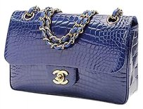 Chanel Electric Satchel in Blue