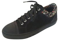 Chanel Sneakers Trainers Black Athletic