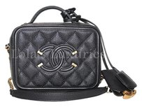 Chanel Vanity Case Cross Body Bag