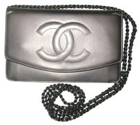 Chanel Wallet Chain Woc Bronze Cross Body Bag