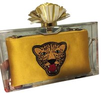 Charlotte Olympia Transparent Clutch